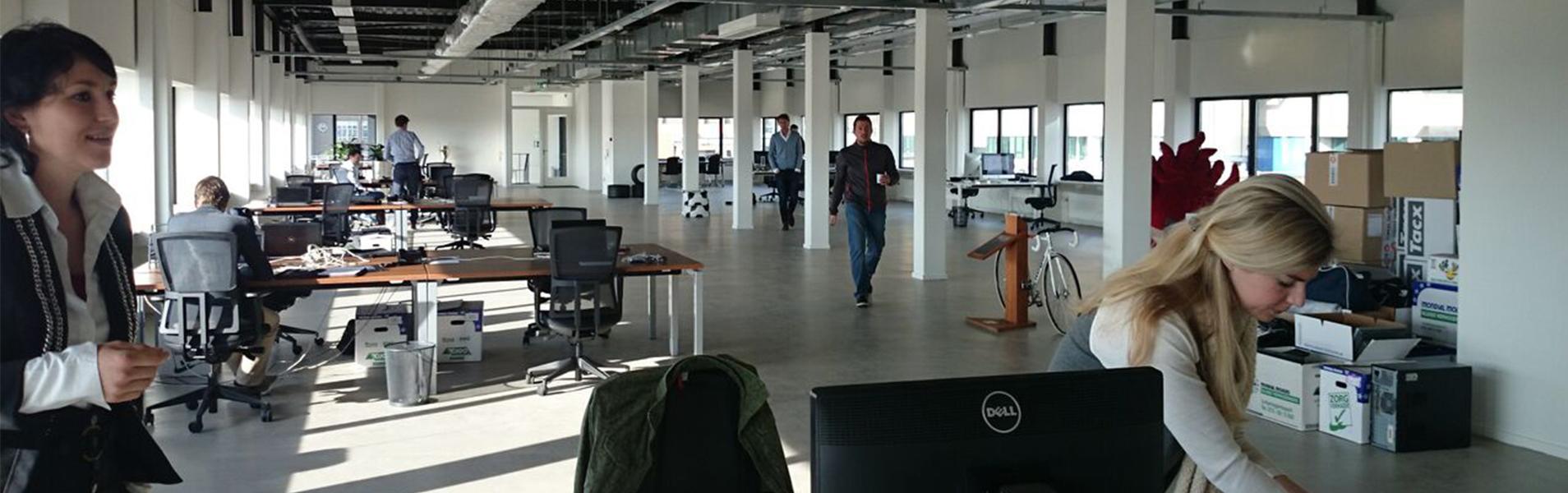 Triple Double kantoorautomatisering